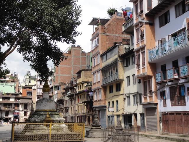 Bei Babsi in Kathmandu